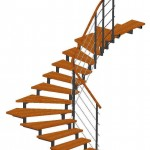 2_viertelgewendelte Treppe